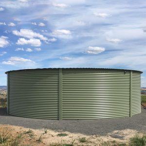 SteelLiner-Water-Tank-Clt105- Pale-Eucalypt