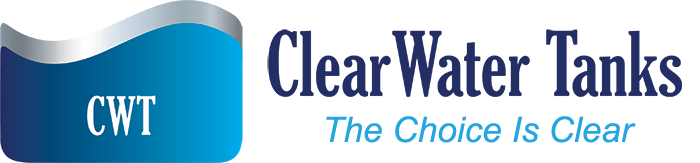 ClearWater Tanks Logo